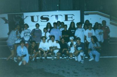 CENA EX-ALUMNOS L' AMISTAT 1996